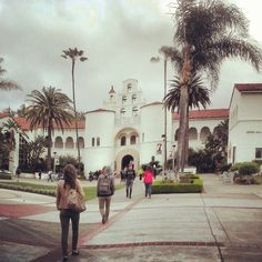 via @Dave Wilwayco School is back in Session! Time to conquer Midterms! @Marla Lichty #sdsu #goAztecs #springBreakDone
