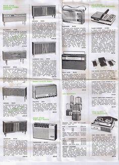 Philips Brochure 1969