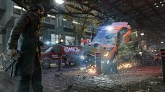 Daze gives you all the latest info on Watch Dogs - http://fragdolls.com/ubisofts-e3-showcase-watch-dogs/