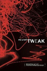 Tweak, by Nick Sheff (I read Beautiful Boy by his father, and this is the perspective of the son and his life addicted to meth. Beautiful Boy was heartbreaking, so I'm excited to finish this book; I'm about halfway!)