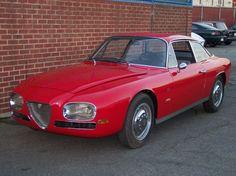 1967 Alfa Romeo 2600 Sprint Zagato