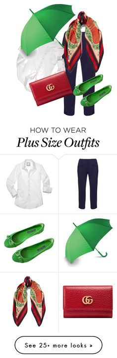 """""""Red & Green"""" by morningsjoy on Polyvore featuring navabi, Ralph Lauren Collection, Gucci and LEXON"""
