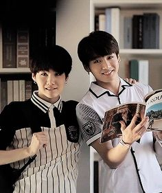 Imagine these two new students standing in front of you and asking you to show them their new school