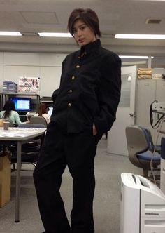 TERAMI|TERAMOTO MANAMI OFFICIAL BLOG 学ラン