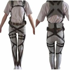 cosplay attack on titan shingeki no kyojin recon corps cinto