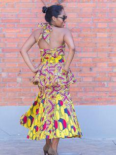 robe mode africaine - Recherche Google