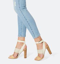 Forever New Dakota 3 Strap Heels
