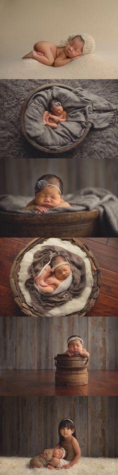 Eyslee, 9 days old | newborn photographer, Darcy Milder | Des Moines, Iowa #desmoines #iowa