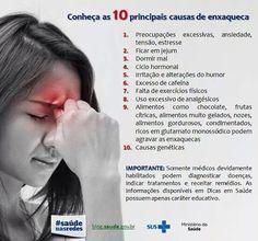 Qual é o seu tipo de dor de cabeça?