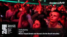 Triple A - Winter Stayed (Armin van Buuren's On the Beach Intro Mix) (+p...