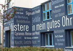 MFG - Typografische Gestaltung