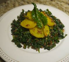 Recipe: Amaranth, Quinoa and Kale Salad. Amaranth is a whole grain packed with vitamins and nutrients, plus it's gluten free. food.lohudblogs.com.