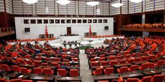 """Top News: """"TURKEY POLITICS: Parliament Votes in Favor Of Constitutional Reform"""" - http://politicoscope.com/wp-content/uploads/2017/01/Turkish-Parliament-Turkey-Political-News-Headline-News.jpg - Turkey's parliament has voted in favor in a first round ballot on a constitutional bill that will extend President Tayyip Erdogan's powers.  on Politics: World Political News Articles, Political Biography: Politicoscope - http://politicoscope.com/2017/01/16/turkey-politics-parliament-"""