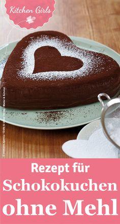Dieser Schokoladenkuchen ist nicht nur glutenfrei, sondern auch noch supereinfach - ohne komplizierte Zutaten.