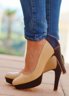Zapatos camel | Looks and shoes