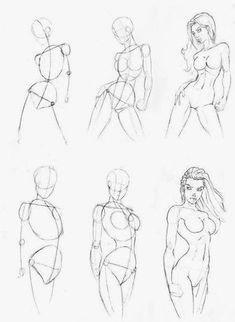 Girl Drawing Sketches, Anatomy Sketches, Anatomy Drawing, Art Drawings Sketches Simple, Anatomy Art, Drawing Poses, Human Figure Drawing, Figure Sketching, Figure Drawing Reference