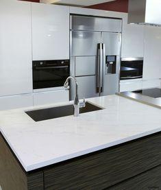 2019 Pure White Quartz Countertop   Unique Kitchen Backsplash Ideas Check  More At Http:/