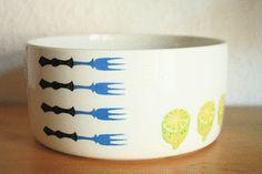 Gustavsberg Pynta bowl by Stig Lindberg