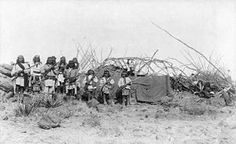 The Apache Wars (photo: Geronimo camp March 27, 1886)- The were a series of armed conflicts between the United States and variousApache nations fought in the Southwest between 1849 and 1886, though minor hostilities continued until as late as 1924. The Confederate Army participated in the wars during the early 1860s in Texas, before being diverted to action in the American Civil War in New Mexico and Arizona.--WIKI