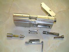 Building a PCP airgun.