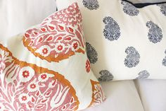pillow detail.jpg Galbraith & Paul - Lotus pattern Not sure of paisley