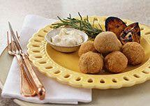 Polpette de dobradinha com molho tártaro por Academia da carne Friboi