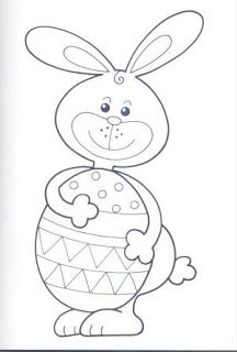 Christmas Cushions, Cozy Christmas, Christmas Crafts, Happy Easter, Easter Bunny, Easter Templates, Easter Coloring Pages, Easter 2020, Easy Crochet