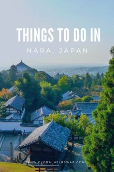 Things to do in Nara, Japan: See the best sites in Nara Japan Travel Guide, Asia Travel, Travel Guides, Tokyo Travel, Nara, Visit Japan, Travel Photography, Autumn Photography, Travel Inspiration