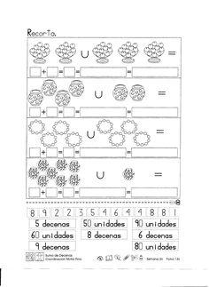 Matemática primer grado Archives - Material de AprendizajeMaterial de Aprendizaje