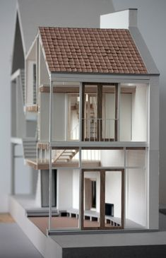 Bovenbouw > House extension, Mortsel | HIC Arquitectura