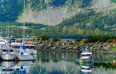 Photo Adventure : My Favorite Alaskan Harbors