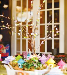 Magical Tinkerbell Party: Backyard Pixie Hollow // Hostess with the Mostess®