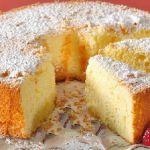 Italienischer Zitronenkuchen - Rezepte des Tages Kakao, Cornbread, Mousse, Ethnic Recipes, Food, Lemon Cake Recipes, Castle Diaper Cakes, Ring Cake