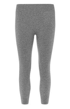 Primark - Grijze naadloze korte legging