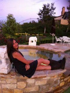 paris at calabasas house in the evening - prince-michael-jackson Photo
