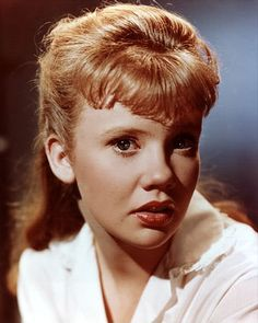 Hayley Mills. The actress of many of my favourite childhood movies. She was the Molly Ringwald of the 60's!