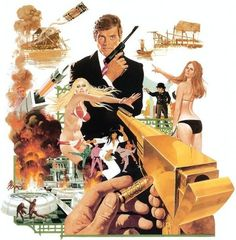 "MCGINNIS - ""The Man with the Golden Gun"" (1974) Guy Hamilton"