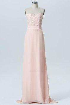 16f65b55077c A-Line Bridesmaid Dresses, Blush Bridesmaid Dresses, Bridesmaid Dresses  Cheap, Appliques Bridesmaid Dresses, Sleeveless Bridesmaid Dresses  Bridesmaid ...