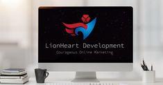 Online Marketing, Lion, Content, Heart, Leo, Lions, Hearts