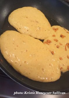 Cut the Wheat, Ditch the Sugar: Kristie's Perfectly Puffy Pancakes