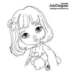 Hello You by JadeDragonne on DeviantArt Adult Coloring, Coloring Books, Coloring Pages, Medieval Princess, Mermaid Coloring, Portraits, Kids Patterns, Silhouette, Tampons