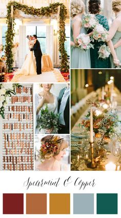 Gorgeous Holiday Wedding Inspiration from The Bridal Detective
