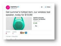 Four Steps to Buy: A Look Inside Twitter's New Buy Button | Ignite #SocialMedia | #twitter
