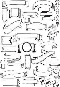 Resultado de imagen para letras bonitas para decorar cuadernos abecedario