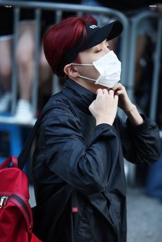 170922 BTS on the way to KBS Music Bank J-Hope | 정호석