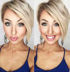 you think blondes have more? We will never sure about that but the one thing for certain blonde short hairstyles are in trends lately! So listed here are 2016's Most Preferred Short Blonde Hairstyles! 1. Short Blonde Hairstyle Short haircuts with… Continue Reading →