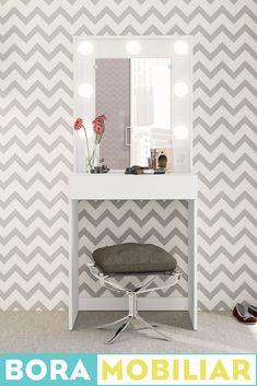 Diy Pallet Vanity, Sweet Home, Room Decor, Mirror, House, Erika, Ideas, Furniture, Bohemian
