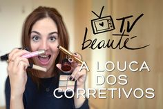 A louca do corretivo - TV Beauté | Vic Ceridono
