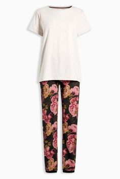 Everyone loves printed clothing! Why not get hold of these extremely comfortable pyjamas that you could easily get away with wearing them as an every day outfit!