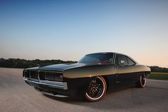 the perfect muscle car Dodge Charger Dream Cars, My Dream Car, Rat Rods, Maserati, Bugatti, Jeep Carros, Muscle Cars Vintage, Vintage Cars, Porsche